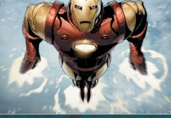 Iron Man #14 Returns!