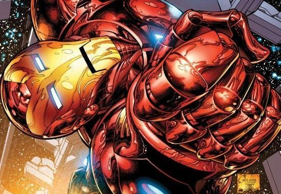Eisners for Iron Man