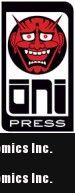 Oni Press International Shipping And Holiday Sale!