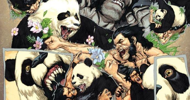 Ultimate Wolverine VS Hulk #5 2nd Printing