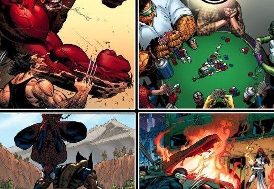 Wolverine #73 2nd Printing