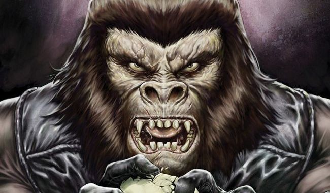BOOM! STUDIOS ISN'T MONKEYING AROUND WITH PLANET OF THE APES!