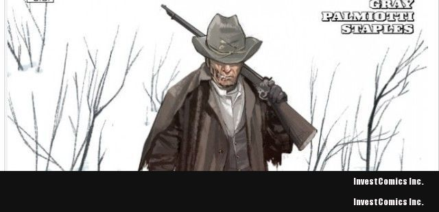 JONAH HEX PREVIEW PLUS