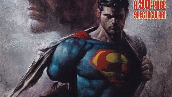 ACTION COMICS #900 PREVIEW