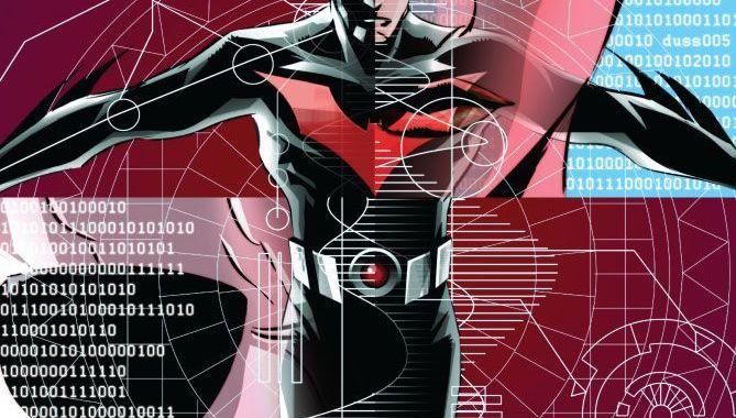 BATMAN BEYOND #4 PREVIEW
