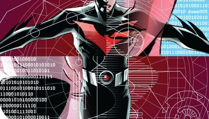 BATMAN BEYOND #4 PREVIEW