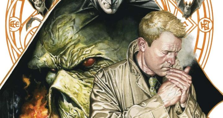 FULL COVER REVEALS for BRIGHTEST DAY AFTERMATH: THE SEARCH FOR THE SWAMP THING