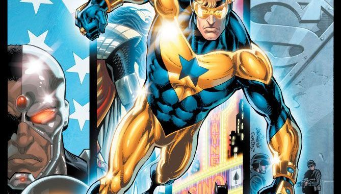 BOOSTER GOLD #44 FLASHPOINT Preview