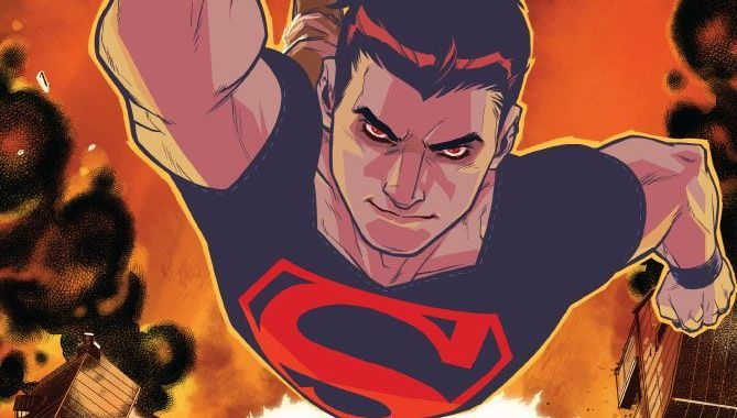 SUPERBOY #7 PREVIEW
