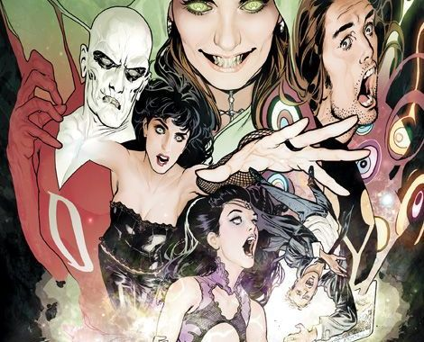 JUSTICE LEAGUE DARK, Return of NIGHTWING, BARBARA GORDON as BATGIRL, and more…