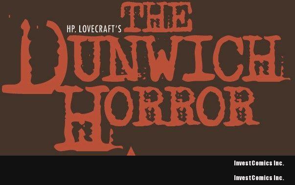 IDW Announces H.P. Lovecraft Adaptation