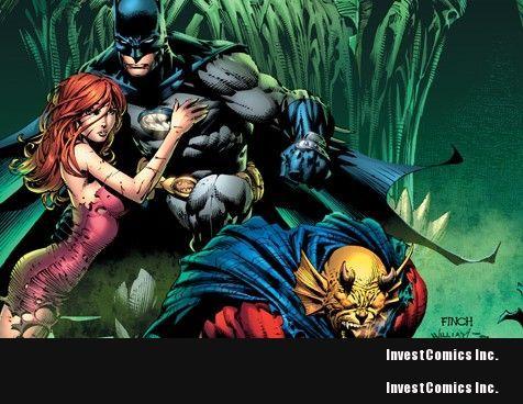 BATMAN: THE DARK KNIGHT #5 Covers – First Look
