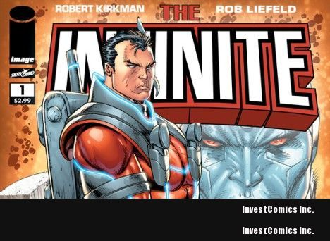 Infinite #1 Image Comics – Preview