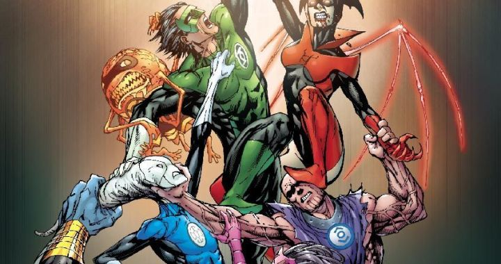 GREEN LANTERN: NEW GUARDIANS and STORMWATCH covers revealed