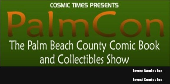 PalmCon: The Palm Beach County Comics Book and Collectibles Show