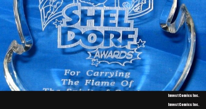 Jeff Balke wins the Shel Dorf Award 2011 – Colorist of The Year!