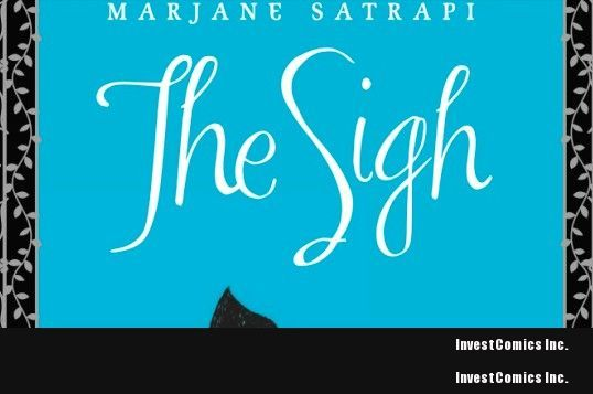 Archaia Entertainment Sets a November Release Date for Marjane Satrapi's The Sigh