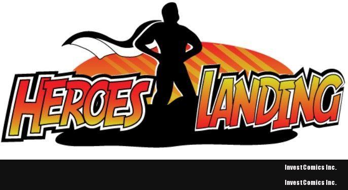 InvestComics TV with Comic Shop Owner Todd Merrick of Heroes Landing