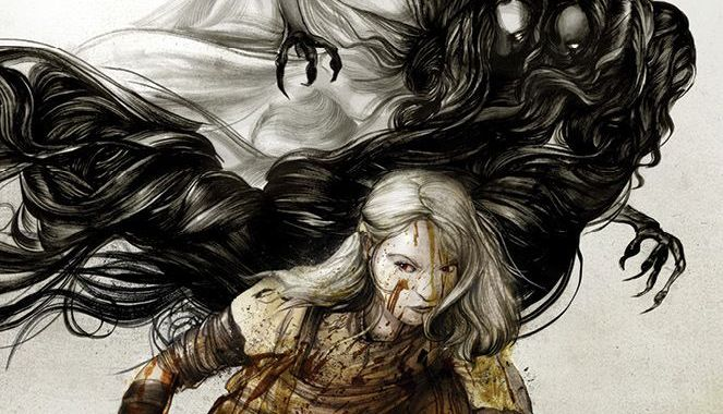 DARK HORSE COMICS TO PUBLISH CAITLÍN R. KIERNAN'S ALABASTER!