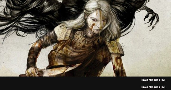 Coming soon from Dark Horse Comics and Caitlín R. Kiernan!
