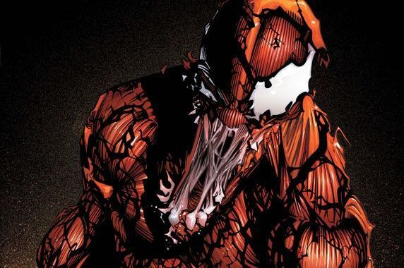 Your First Look At CARNAGE U.S.A. #1!