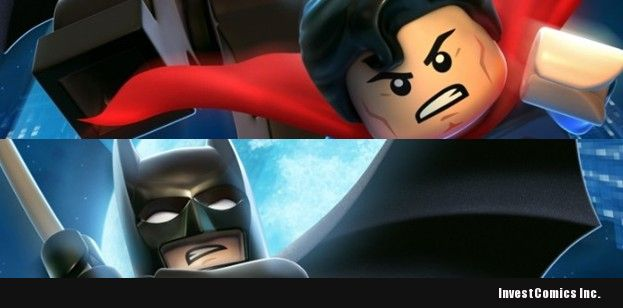 LEGO® Videogame Sequel Featuring Superman, Wonder Woman and Green Lantern