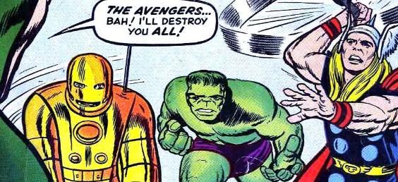 Avengers Checklist