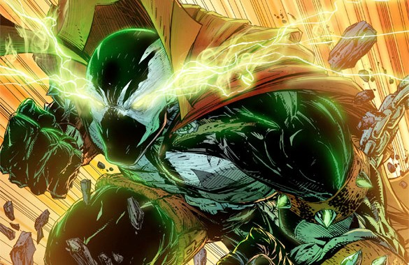 McFarlane Pays Tribute with Spawn #220