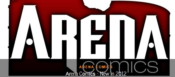Arena Comics Website Goes Live!