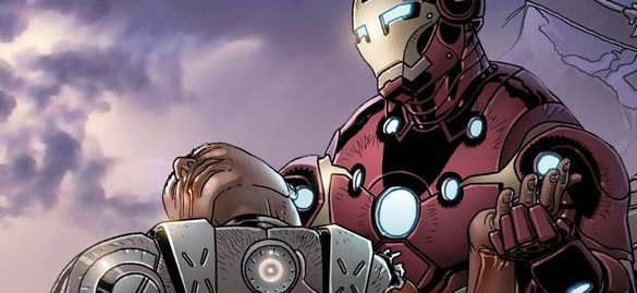 InvestComics Hot Picks 4-18-12 – War Machine Special