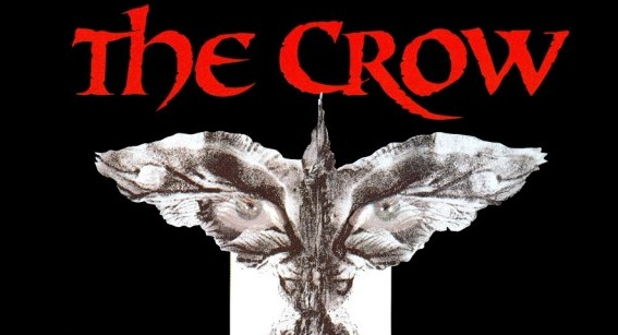 The Crow Comic Book flies again
