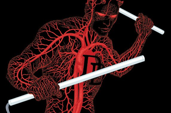 Your First Look at DAREDEVIL #18!