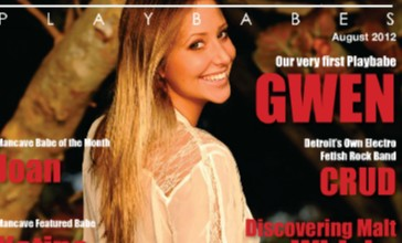 Mancave Playbabes Issue 1 – August 2012!
