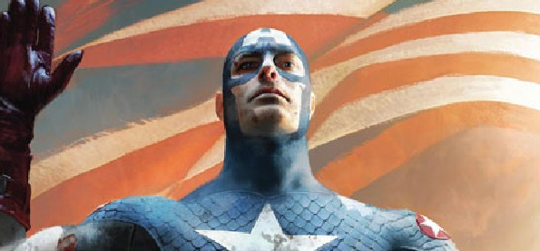 Captain America Elected President Of The United States of America!