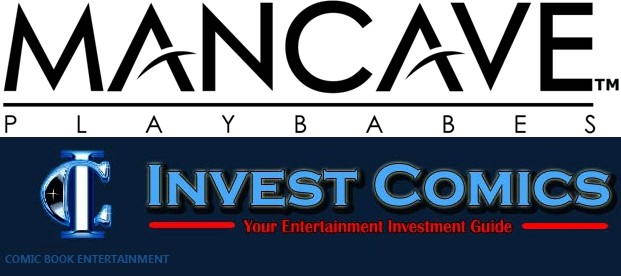InvestComics Announces Partnership with Mancave Playbabes