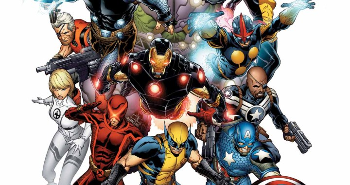 Joe Quesada Unveils Marvel NOW! On Jimmy Kimmel Live Tomorrow on ABC!
