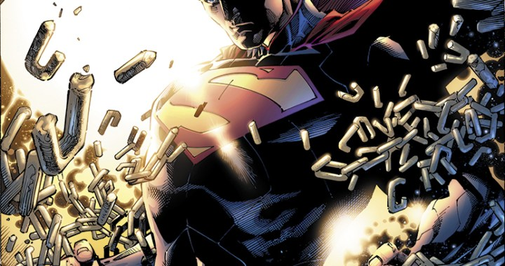SCOTT SNYDER/JIM LEE to launch new SUPERMAN ongoing in 2013.