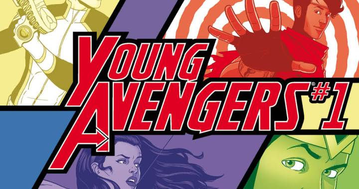 The Future of YOUNG AVENGERS Is Marvel NOW!