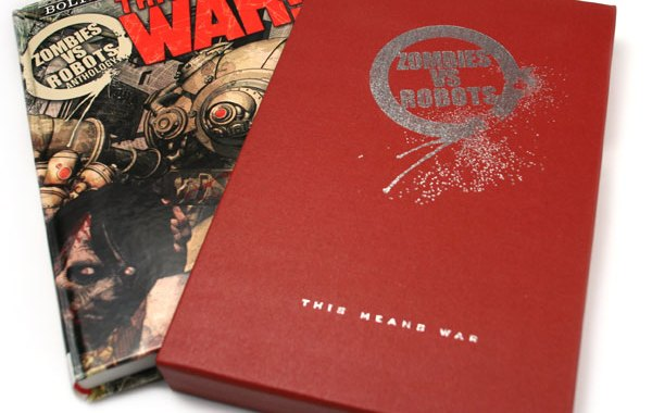 IDW Limited Digs Up Gruesome Zombies Vs. Robots Collections!