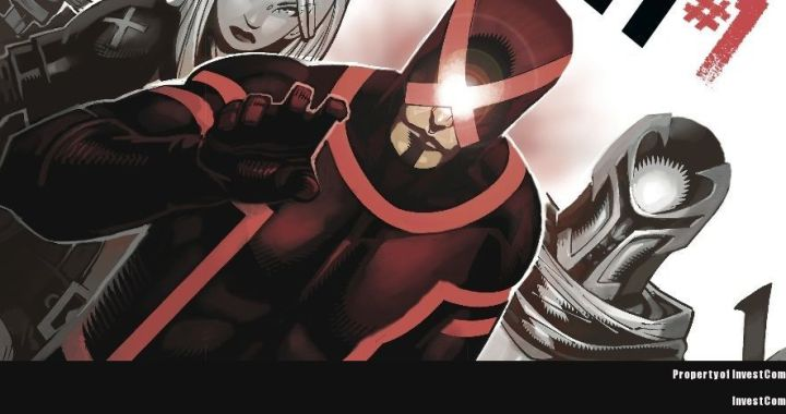 The Future of UNCANNY X-MEN Is Marvel NOW!