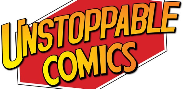 Unstoppable Comics – NYCC 2012