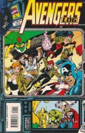 avengers log 1