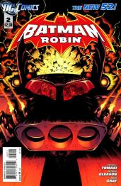 Batman & Robin Vol. 2 #2