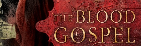 THE BLOOD GOSPEL Book Trailer–On sale today!
