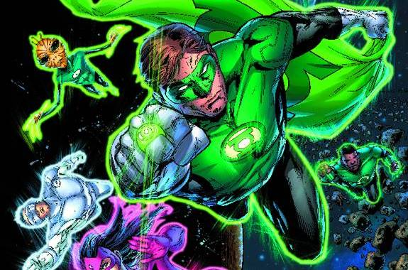 INTERVIEW: Robert Venditti talks GREEN LANTERN, More