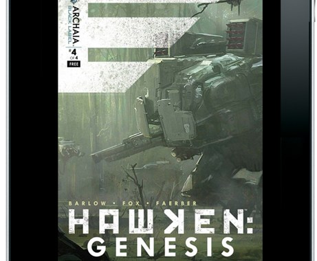 Final HAWKEN:GENESIS Gives 5000 HAWKEN Credits!