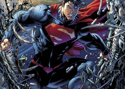 USA TODAY talks SUPERMAN UNCHAINED with Scott Snyder and Jim Lee