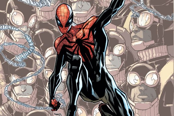 SUPERIOR SPIDER-MAN Storms SHADOWLAND!
