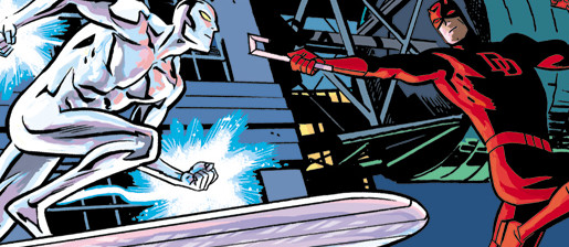 SILVER SURFER returns in…DARDEVIL?