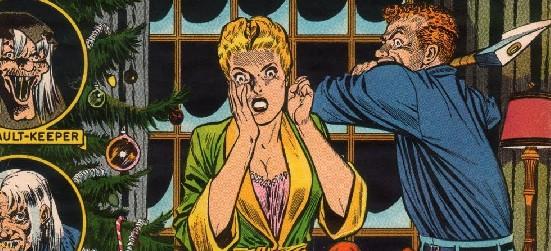 HORROR Comics Golden Age Checklist (1945-1962)